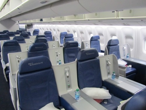Delta-Business-Elite-Cabin