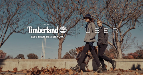 Uber Promo: Free Timberland Boots Possible Today